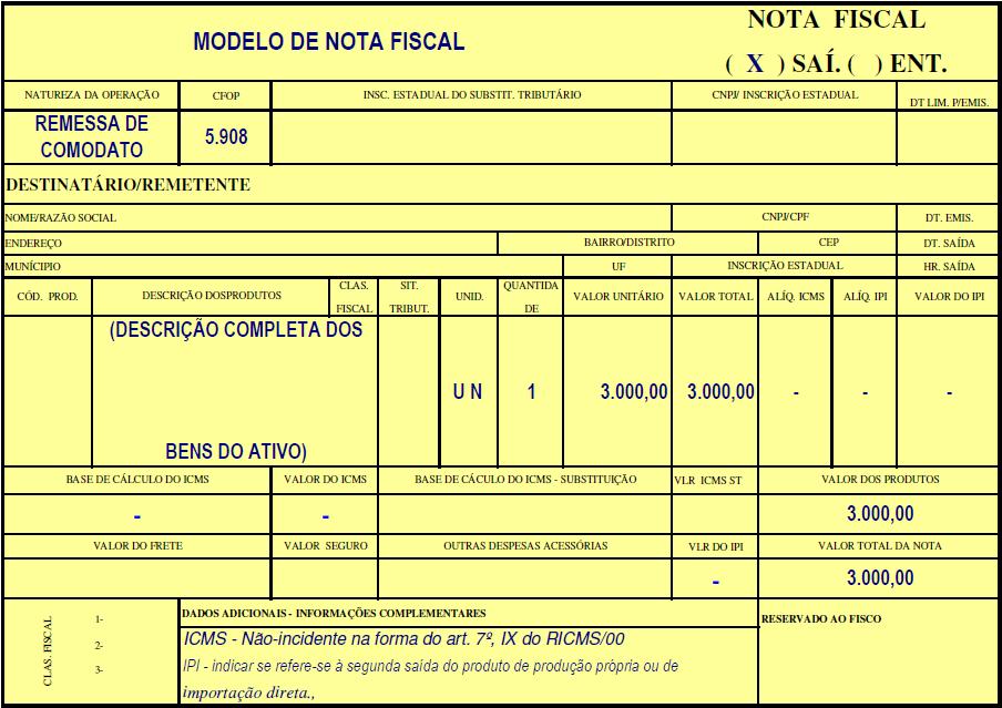 Sitecontabil Como Emitir Sua Nota Fiscal